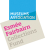Esmee Fairbairn Collections Fund logo