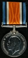 Joseph S. Addison : British War Medal