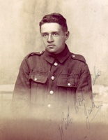 John Allbeson : Photograph of John in Tameside Local Studies and Archives Centre.  Reference: MR4/17/313