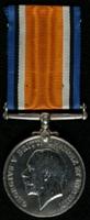 Harold Frank Aldous : British War Medal