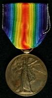 Herbert Bennett : Allied Victory Medal