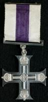 Frank Cyril Benton : Military Cross