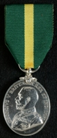Alfred Charlesworth : Territorial Force Efficiency Medal