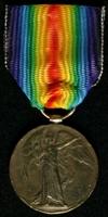 George Collinge : Allied Victory Medal