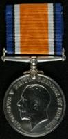 Harold Davison : British War Medal