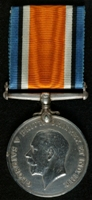 Thomas Duffy : British War Medal