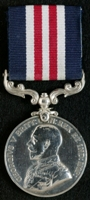 William Eddleston : Military Medal