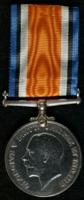 Howell Edwards : British War Medal