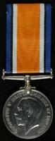 Frederick Octavius Furby : British War Medal