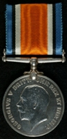 Joseph H. Hampson : British War Medal