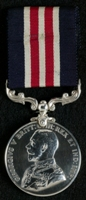 William Harding : Military Medal