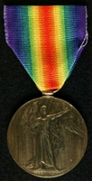 Richard Harrison : Allied Victory Medal