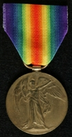 Sydney Harrison : Allied Victory Medal
