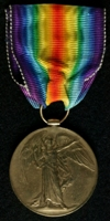 James Alfred Jones : Allied Victory Medal