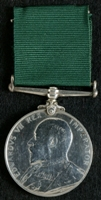 J. Judson : Volunteer Long Service and Good Conduct Medal