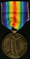 James Kay : Allied Victory Medal