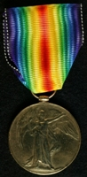 Thomas Kay : Allied Victory Medal