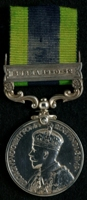 Thomas Kelly : India General Service Medal with clasp 'Burma 1930-32'
