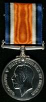 George Kennedy : British War Medal