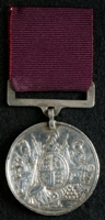 Charles Lincoln : Long Service and Good Conduct Medal