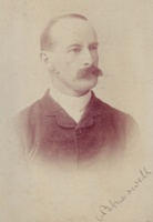 Archibald Boyd Maxwell : Photograph of Archibald in Tameside Local Studies and Archives Centre.  Reference: MR1/23/10