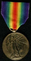 Peter McGrath : Allied Victory Medal