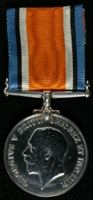 Thomas Nally : British War Medal