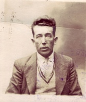 James O'Connor : Photograph of James in Tameside Local Studies and Archives Centre.  Reference: MR4/17/282