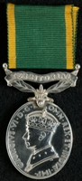 Lewis Phillips :  Efficiency Medal