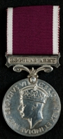 Samuel Phillips : Long Service and Good Conduct Medal