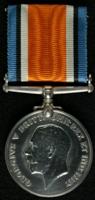 Thomas Henry Pigot : British War Medal