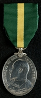 J. E. Reynolds : Territorial Force Efficiency Medal