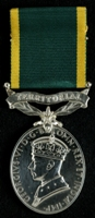 Thomas Harrop Rimmer : Efficiency Medal