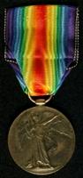 Richard Rowe : Allied Victory Medal