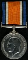 Edward Sale : British War Medal