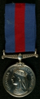 William Skipper : New Zealand Medal