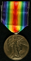 James Smith : Allied Victory Medal