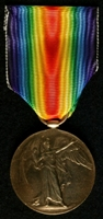 Jacob Smith : Allied Victory Medal