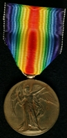 Peter Smith : Allied Victory Medal