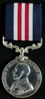 William Tynan : Military Medal