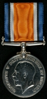 Harold Wilkinson : British War Medal